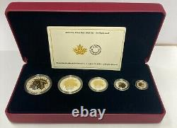 2014 Canada Fine Silver Fractional The Maple Leaf