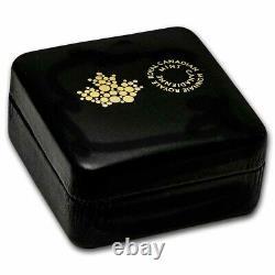 2021 Canada 1 oz Silver $5 Silver Maple Leaf W Mint Mark SKU#230115