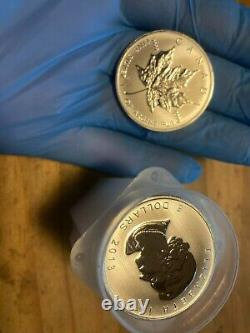 20 Ounces Silver 2013 Canadian Maple Leafs Lowest Price